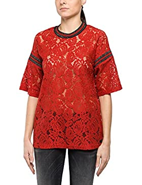 Replay Women's Women's Red Blouse
