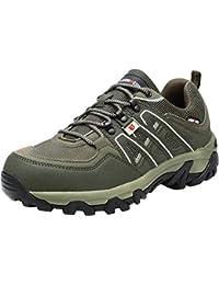 1a50d345a4b Zapatos de Seguridad para Hombre Zapatillas de Seguridad Trabajo Industrial  y Deportiva con Puntera de Acero