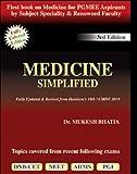 Dr Bhatia Medicine Simplified (third eddition 2015)