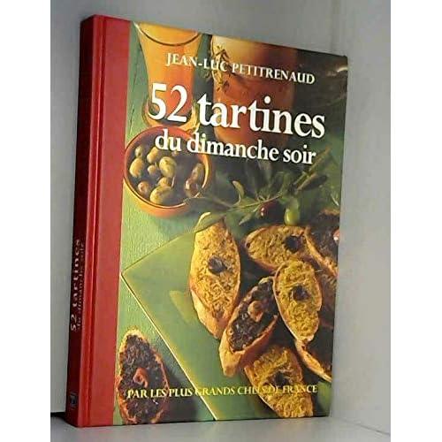52 tartines du dimanche soir