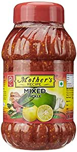 Mothers Recipe Mixed Pickle, 1kg