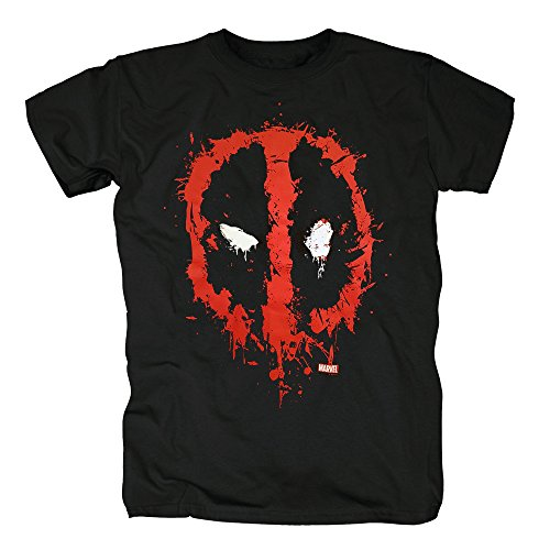 TSP Marvel - Deadpool T-Shirt Herren L ()