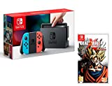 Nintendo Switch Consola 32Gb Azul/Rojo Neón + Dragon Ball Xenoverse 2