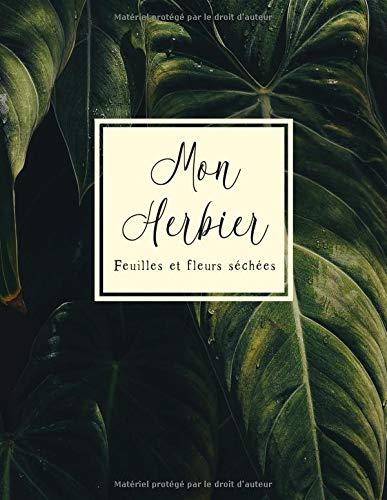 Wildflower Creme (Mon Herbier: Un Cahier pour feuilles et fleurs pressées et séchées)
