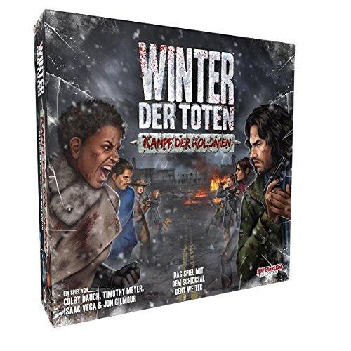 Plaid Hat Games PHGD0019 Winter der Toten-Kampf der Kolonien -