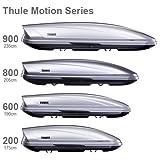 Thule Motion XXL (900) - Schwarz glänzend -