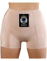 SODACODA Hüfthose - Schaumstoff gepolsterte hüftformende Hose - Erzeugt runde, kurvige Hüften und einen schlanken Bauch - Hip Pants
