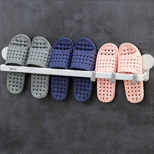 Kitchen furniture - Cadre de ménage d'artefact de stockage de chaussure d'étagère de poinçon de support de chaussons de salle de bains WXP (taille : 70cm)
