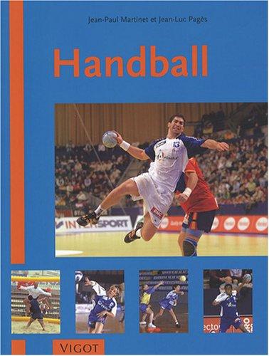 Handball par Jean-Paul Martinet, Jean-Luc Pagès