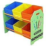 Kiddi Style Children Sized Storage Unit