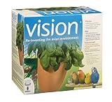Vision Accessoire pour Cage Support Plante pour les Oiseaux