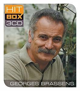 Hit Box : Georges Brassens