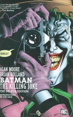 Batman The Killing Joke Special Ed HC by Alan Moore Special Edition (2008)