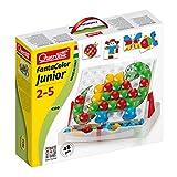 Quercetti Fantacolor Junior Chiodoni per Prima Infanzia Gioco Educatico,, 4190