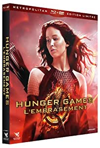 Hunger Games 2 : L'embrasement [Édition Limitée Blu-ray + DVD]