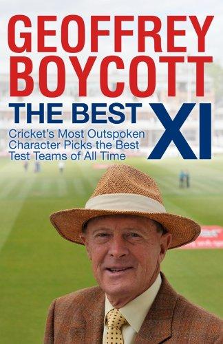 The Best XI (English Edition) por Geoffrey Boycott