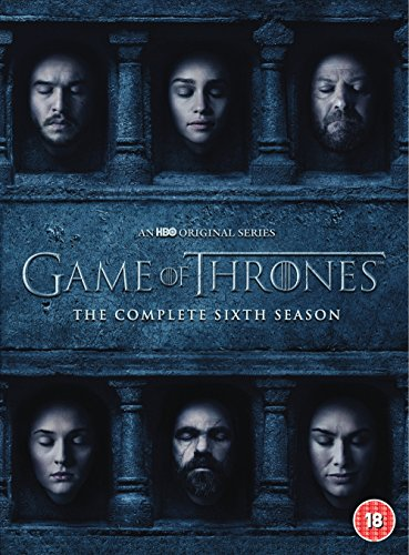 Game Of Thrones: The Complete Sixth Season (5 Dvd) [Edizione: Regno Unito] [Reino Unido]