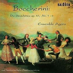 Die Streichtrios Op.47,nr.1-6