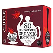 Clipper Organic Infusion Everyday Redbush 80 bags
