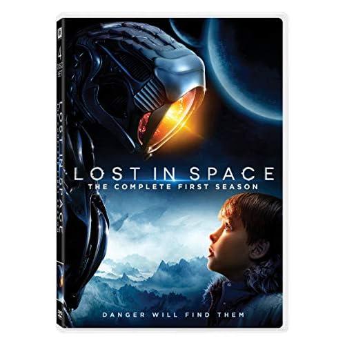Lost In Space (2018) Season 1 (4 Dvd) [Edizione: Stati Uniti] [Italia] 9