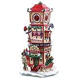 Lemax 73333 - Countdown Clock Tower - Weihnachtsturm - Neu 2018 - Table Pieces/Tischstücke - Zubehör/Accessoires für...