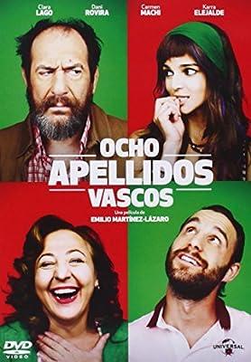 8 Namen für die Liebe / Spanish Affair ( Ocho apellidos vascos ) [ Spanische Import ]