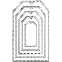DIY Matrices De Découpe Covermason Nouvelles matrices à découper métal pochoir Scrapbooking bricolage gaufrage Album papier carte Craft (C)