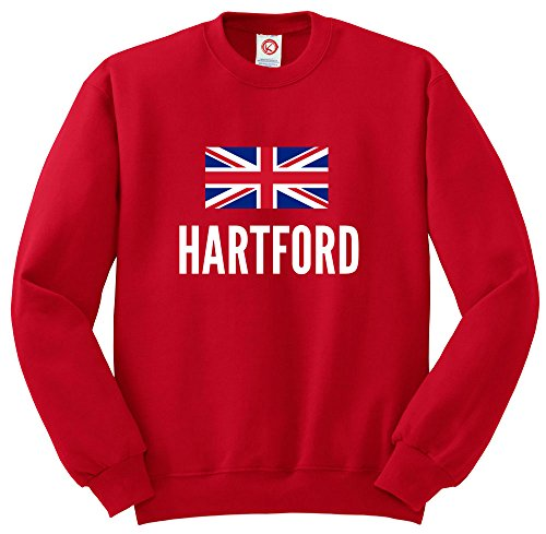 sweatshirt-hartford-city-red