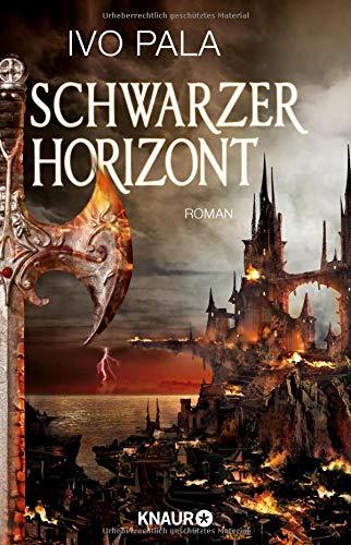Buchseite und Rezensionen zu 'Schwarzer Horizont' von Ivo Pala