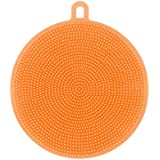 Brosse à vaisselle (Orange)