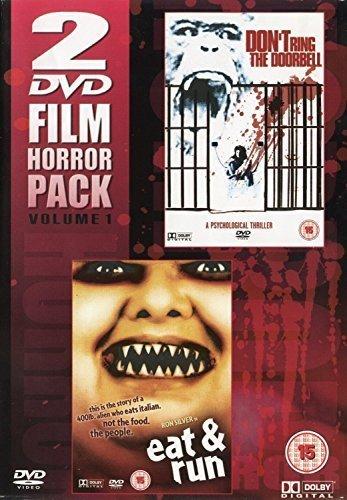 Preisvergleich Produktbild Don't ring the Doorbell + Eat and run - 2 Horror movies - DVD