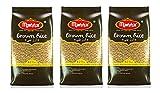 #4: Unpolished Brown Rice 1Kg (Pack of 3)