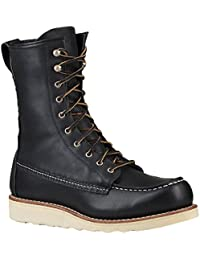 Red Wing Womens 8 Inch Moc 3424 Leather Boots