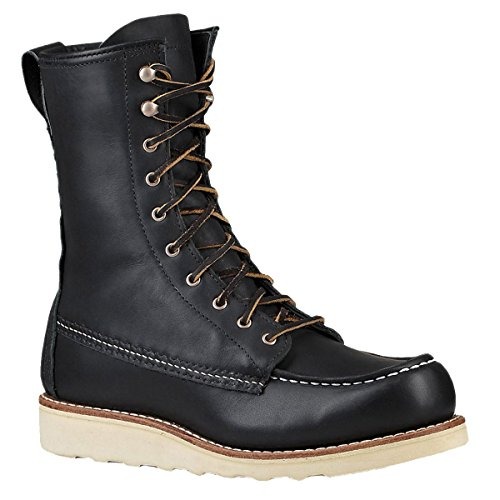 Red Wing Women Winter Moc Toe 3424 black, Größen:39 (Toe Schuh Boot Moc)