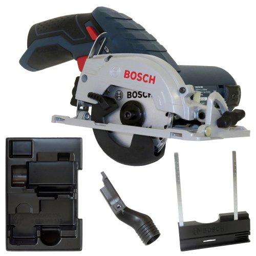 Preisvergleich Produktbild Bosch GKS 10,8 V-Li Akkukreissäge ---Solo--- ohne Akku und Ladegerät