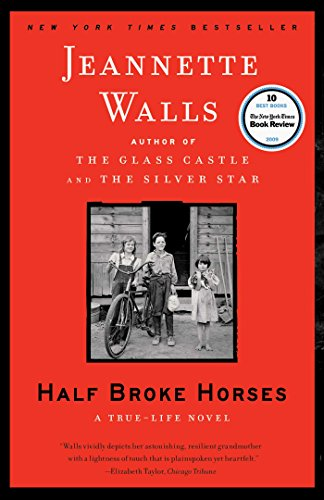 Half Broke Horses: A True-Life Novel (English Edition) American Depression Glass