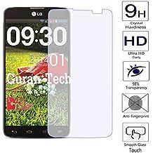Guran® Protector de Pantalla Vidrio Cristal Templado Para LG G Pro Lite D686 (Dual-Sim) Smartphone Film