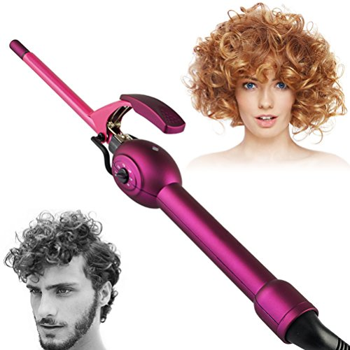 CoFashion lockenstab 9mm Super kleine Lockenstab Wellen Locken Haar Curler Curling Styling Werkzeuge