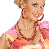 Widmann 1734R - Perlen Halskette rot