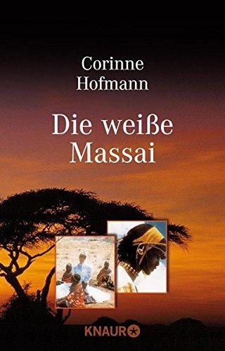 Buchcover Die weiße Massai