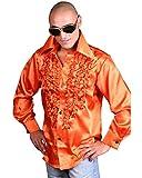 Schlagerhemd orange