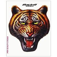 Quattroerre Sticker Tiger 10 x 12 cm