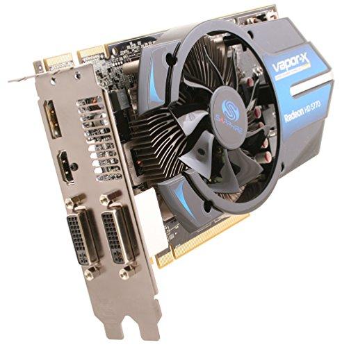 Ati Radeon X 1200 (Sapphire Ati Radeon HD 5770 Vapor-X Grafikkarte (PCI-e, 1GB GDDR5 Speicher, DVI-I, HDMI, 1 GPU) Lite Retail)