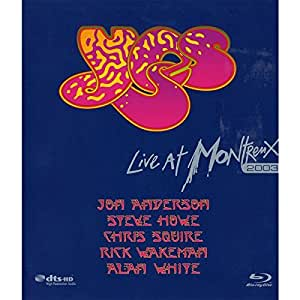 Yes: Live At Montreux 2003 [Blu-ray] [2008] [Region Free]