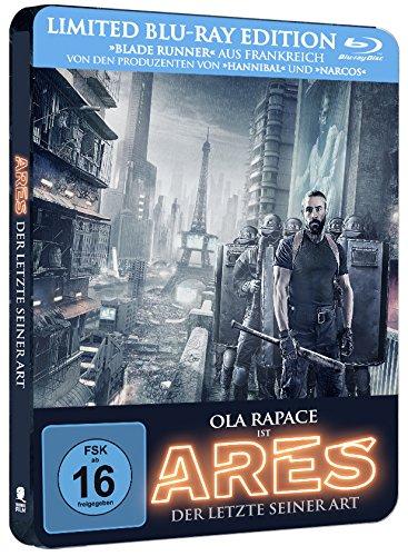 Ares - Der Letzte seiner Art [Blu-ray] [Limited Special Steelbook Edition] (vorab exklusiv bei Amazon)