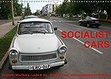 Socialist Cars 2020 (Wandkalender 2020 DIN A3 quer): Trabant, Wartburg, Lada & Co - Relikte einer untergegangenen Epoche (Monatskalender, 14 Seiten ) (CALVENDO Technologie) -