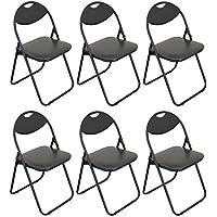 Folding Chairs Home Amp Kitchen Amazon Co Uk