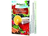 HERBAPOL - CINAMMON TEA - FIX - 20 sachets - The tea improve mood, especially recommended for long autumn-winter evenings - is excellent composition of cinnamon and comminuted fruits, rich in vitamins and microelements from Herbapol Krakow