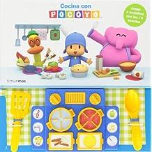 Cocina con Pocoyó (Libros especiales)