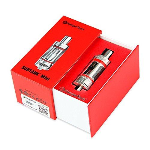 Subtank Mini SUB Ohm OCC 4,5ml Glastank Kanger Verdampfer KangerTech, e-Zigarette - 8